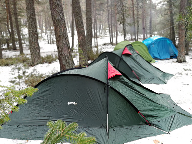 Ankara Kamp Alanları Listesi