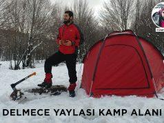 Delmece Yaylası Kamp Alanı - Yalova