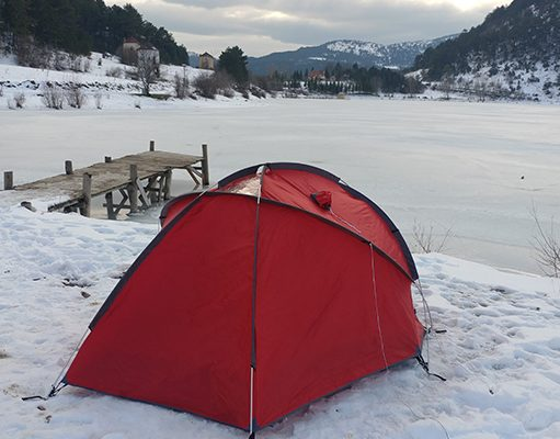 Çubuk Gölü Kamp Rehberi - Göynük Bolu