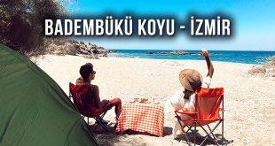 Karaburun Badembükü Koyu Kamp Alanı - İzmir
