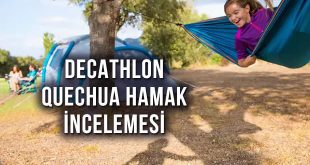 Decathlon Hamak İncelemesi - Quechua