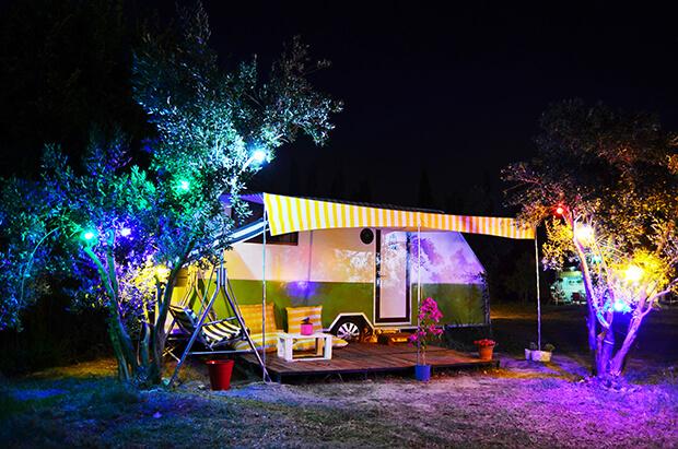 Mona Glamping Caravan Suites Karavan