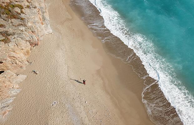Yanışlı Mağarası Sahil Fotoğrafı