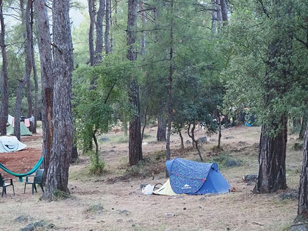 Akyaka Çadır Kamp Alanı