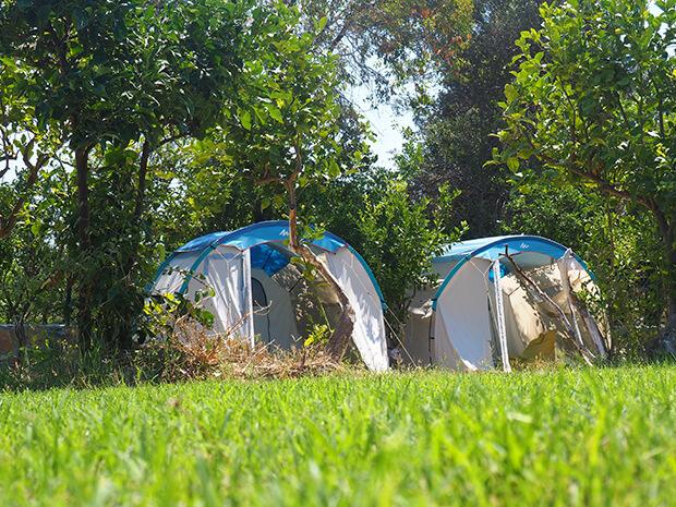 Gümüşlük Bodrum Masalı Camping