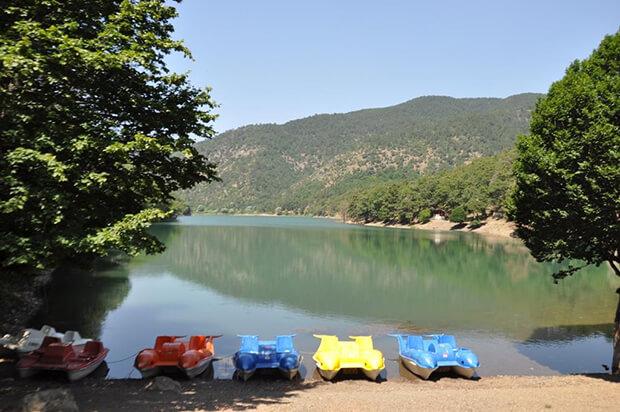 Borabay Gölü Tabiat Parkı'na Nasıl Gidilir?