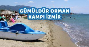 Gümüldür Orman Kampı Fiyatları - İzmir Gümüldür Tabiat Parkı