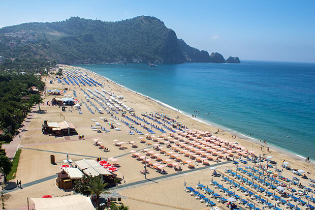 Kleopatra Plajı Ücretli Mi?