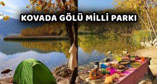 Kovada Gölü Milli Parkı Kamp Alanı - Isparta