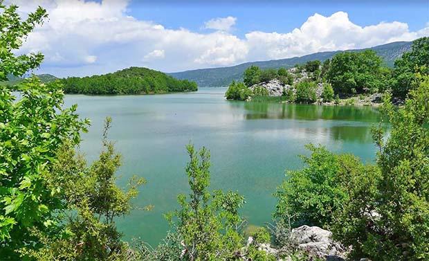 Kovada Gölü Milli Parkı Kamp Alanı'na Nasıl Gidilir?