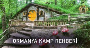 Ormanya Kamp ve Gezi Rehberi - Kocaeli