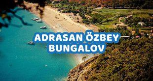 Adrasan Bungalov Ev Tavsiyesi: Özbey Bungalov Apart