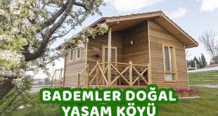 Bademler Doğal Yaşam Köyü Bungalov Evleri - İzmir