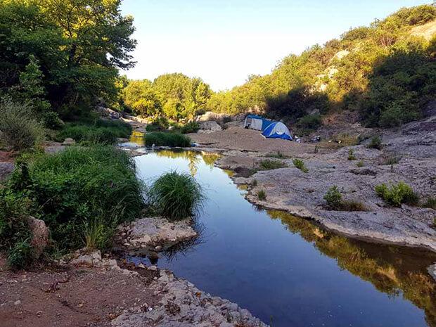 Ballıkayalar Tabiat Parkı Kamp Alanı Ulaşım Bilgileri