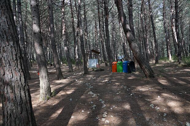 Çiftmazı Tabiat Parkı Kamp Alanı Ve Konaklama Ücreti