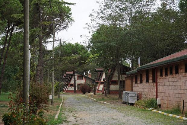 Çınarsuyu Tabiat Parkı'nda Bulunan Olanaklar