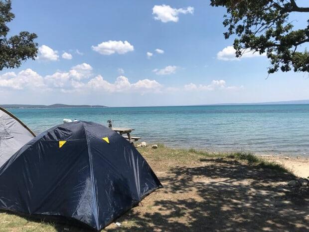 Danişment Tabiat Parkı Kamp Alanı