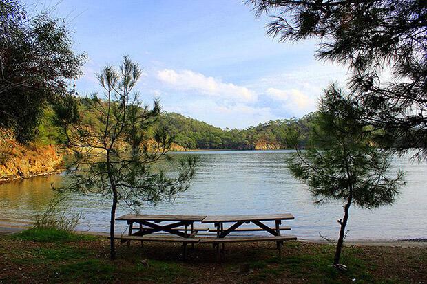 Fethiye Katrancı Koyu Kamp Alanı Hakkında Merak Edilenler