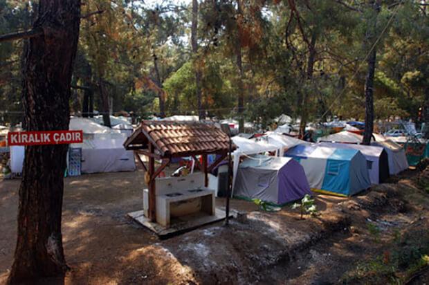 Fethiye Katrancı Orman Kampı Ücretleri 2020