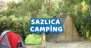 Foça Sazlıca Camping - Foça Sazlıca Kamp Yeri