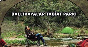 Gebze Ballıkayalar Tabiat Parkı Kamp Alanı