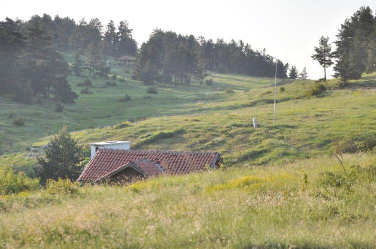 Hazım Dağlı Tabiat Parkı Kamp Alanı