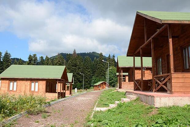 Kızılcasu Tabiat Parkı Bungalov Evleri Ve Kamp Alanı