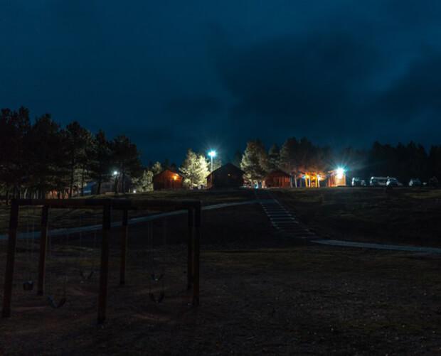 Akdağ Tabiat Parkı İçerisinde Bulunan İmkanlar