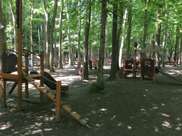 Kömürcübent Tabiat Parkı'nda Bulunan İmkanlar