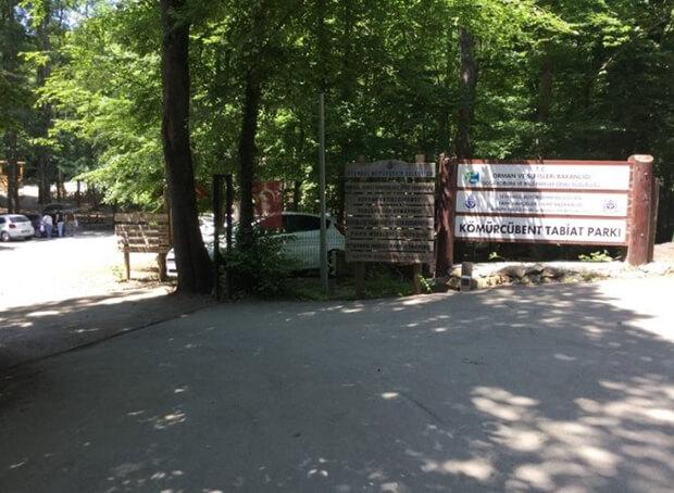 Kömürcübent Tabiat Parkı'nda Yapılabilecek Aktiviteler
