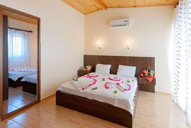 Kutle Hotel Bungalow Konaklama İmkanları