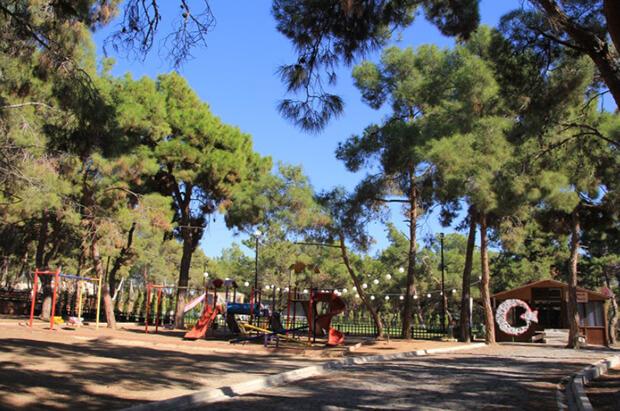 Kuyuluk Tabiat Parkı'nda Yapılabilecek Aktiviteler
