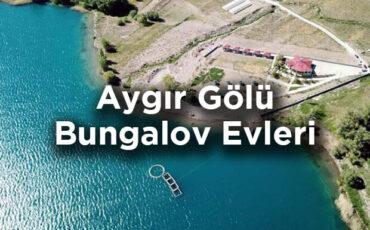 Aygır Gölü Bungalov Evleri - Bitlis Adilcevaz