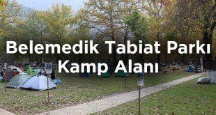 Belemedik Tabiat Parkı Kamp Alanı - Adana Pozantı