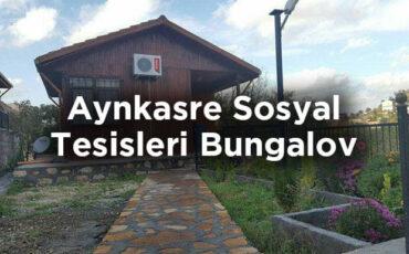 Aynkasre Sosyal Tesisleri Bungalov Evleri - Mardin Savur