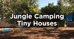 Kayaköy Jungle Camping Tiny Houses- Muğla