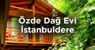 Özde Dağ Evi- İstanbuldere
