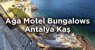 Ağa Motel Bungalows- Antalya Kaş