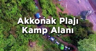 Akkonak Plajı Kamp Alanı- Akarsu Camping