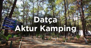 Datça Aktur Kamping- Çadır Ve Karavan Kampı Muğla