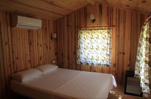 İpekçe Tatil Evleri Bungalow Konaklama İmkanları