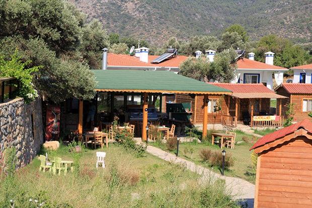 İpekçe Tatil Evleri Bungalow Tesisinde Yapabileceğiniz Aktiviteler