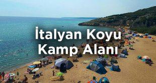 İtalyan Koyu Kamp Alanı- Keşan