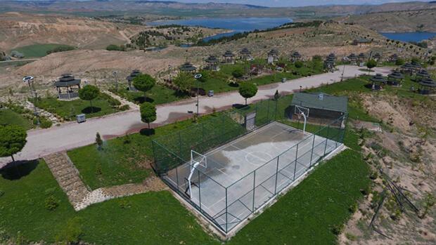 Karaahmetli Tabiat Parkı Spor Aktiviteleri İçin Uygundur