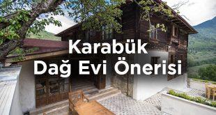 Karabük Dağ Evi Önerisi: Albergo Butik Otel
