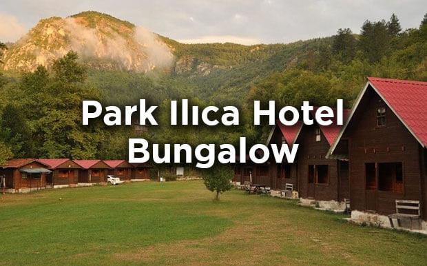Kastamonu Bungalov Ev Önerisi: Park Ilıca Hotel