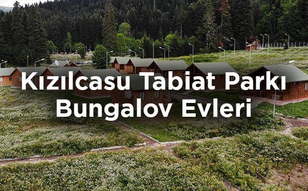 Şenpazar Kızılcasu Tabiat Parkı Bungalov Evleri
