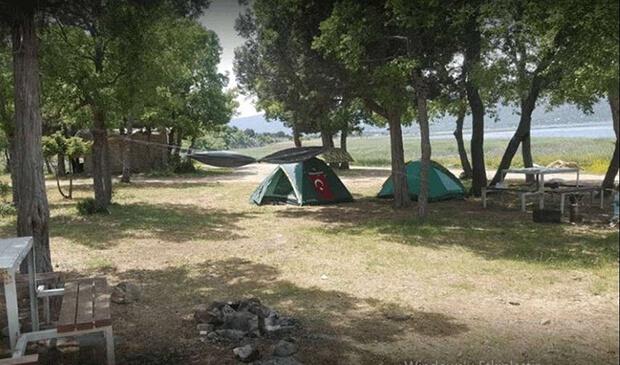 Yeşildağ Kamp Alanı Aktiviteleri