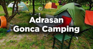 Adrasan Gonca Camping - Antalya