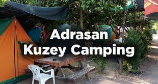 Adrasan Kuzey Camping - Antalya